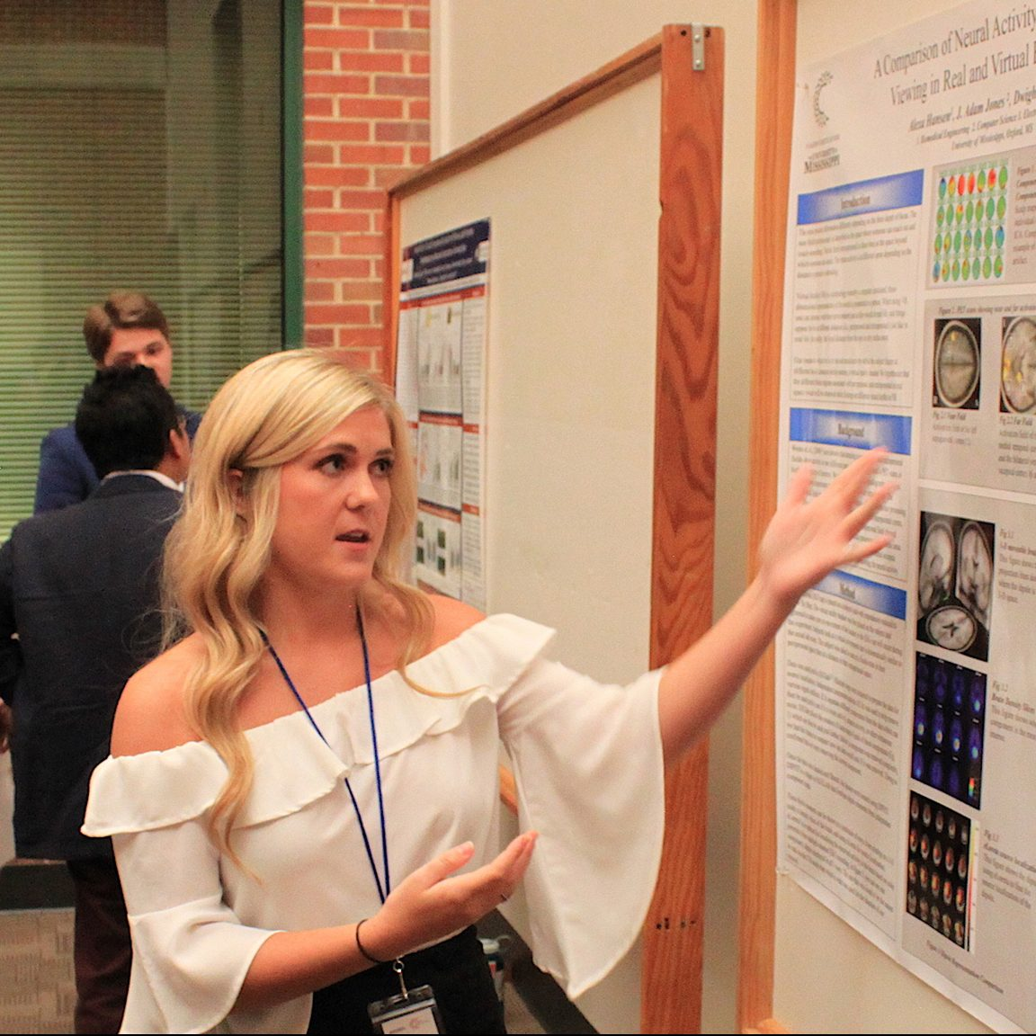 Lexi Hansen Summer Research Poster Presentation